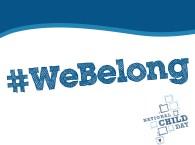 #WeBelong Sign